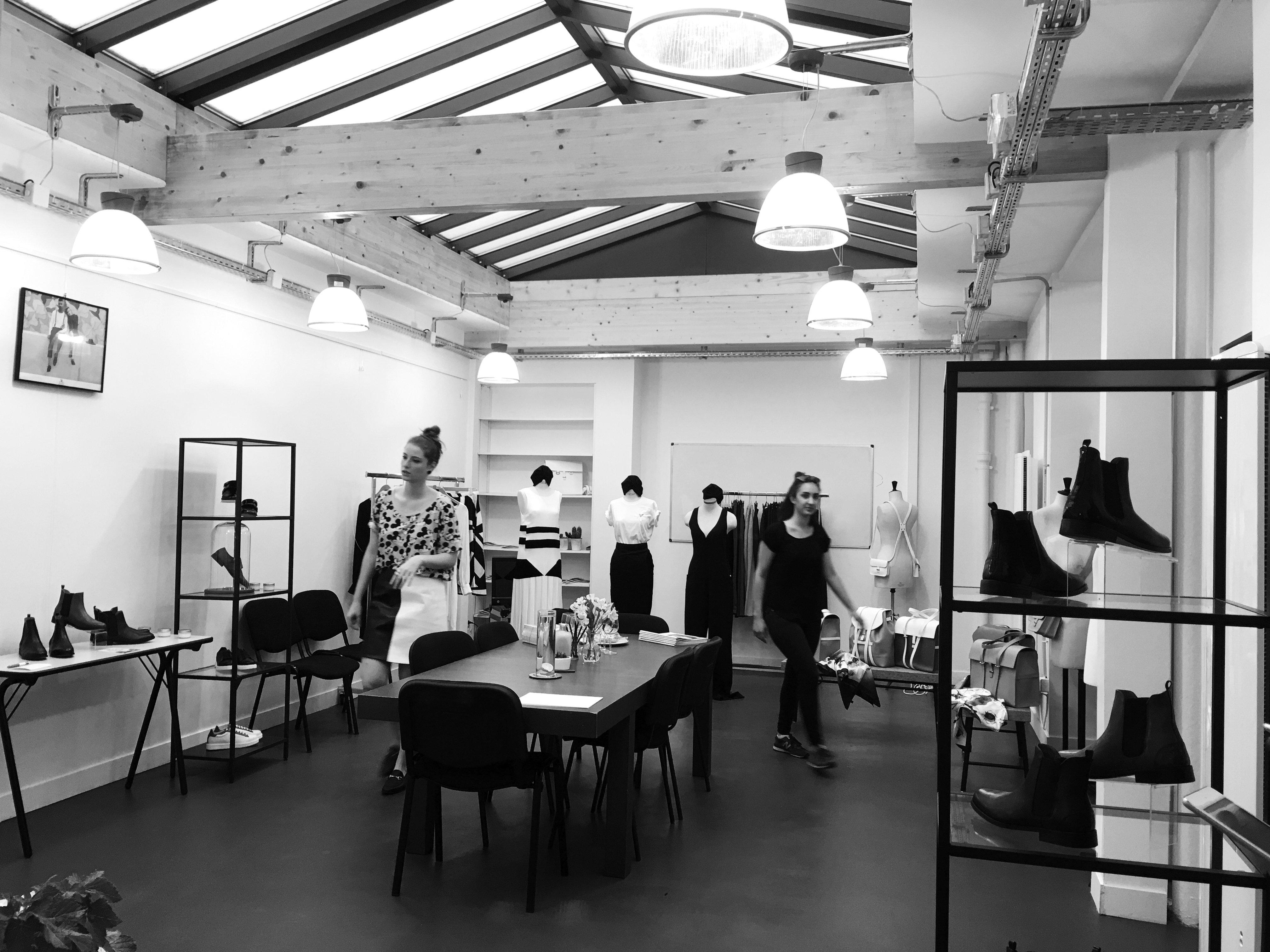 showroom ISAL Paris