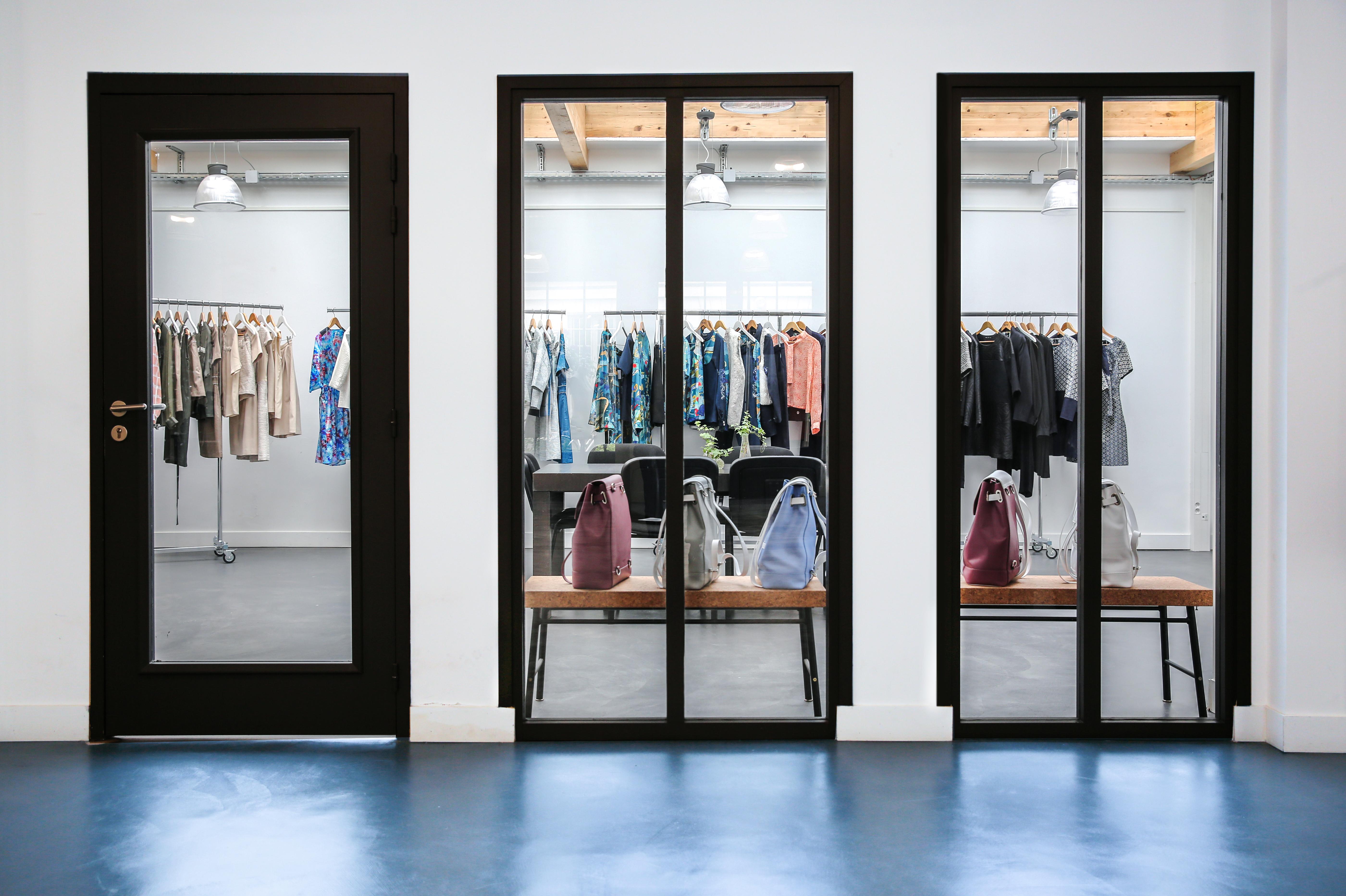 collection de mode, business ISAL Paris