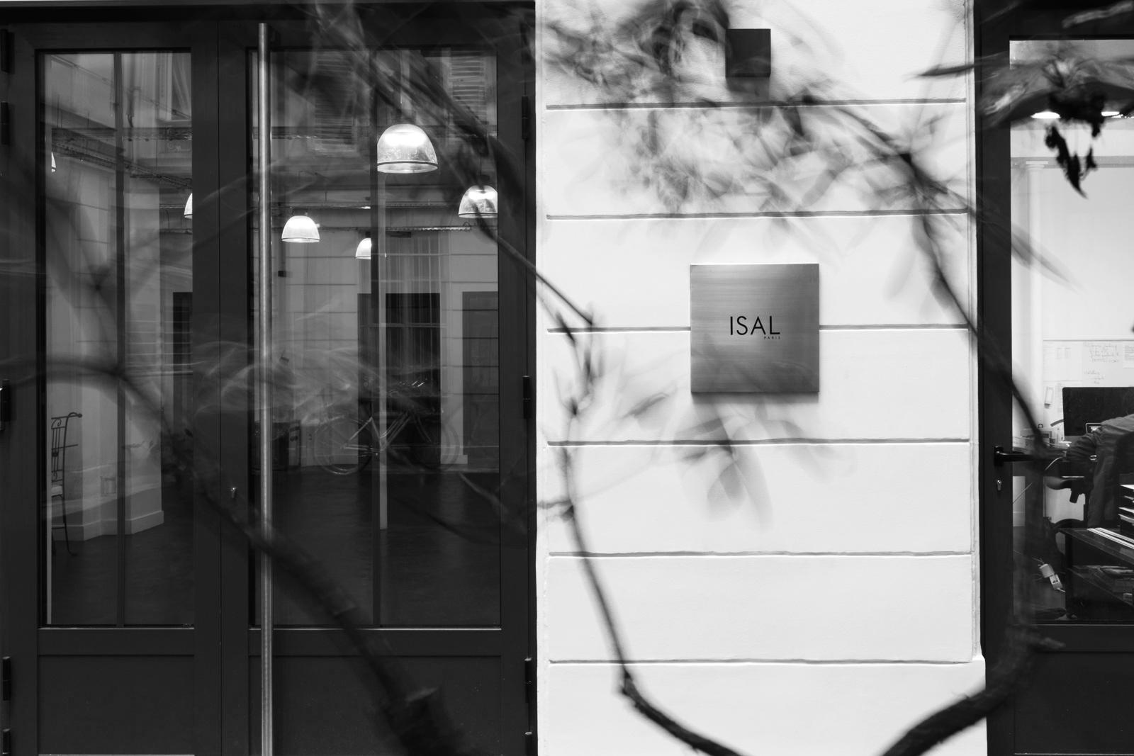 Entrée ISAL Paris, journée portes ouvertes