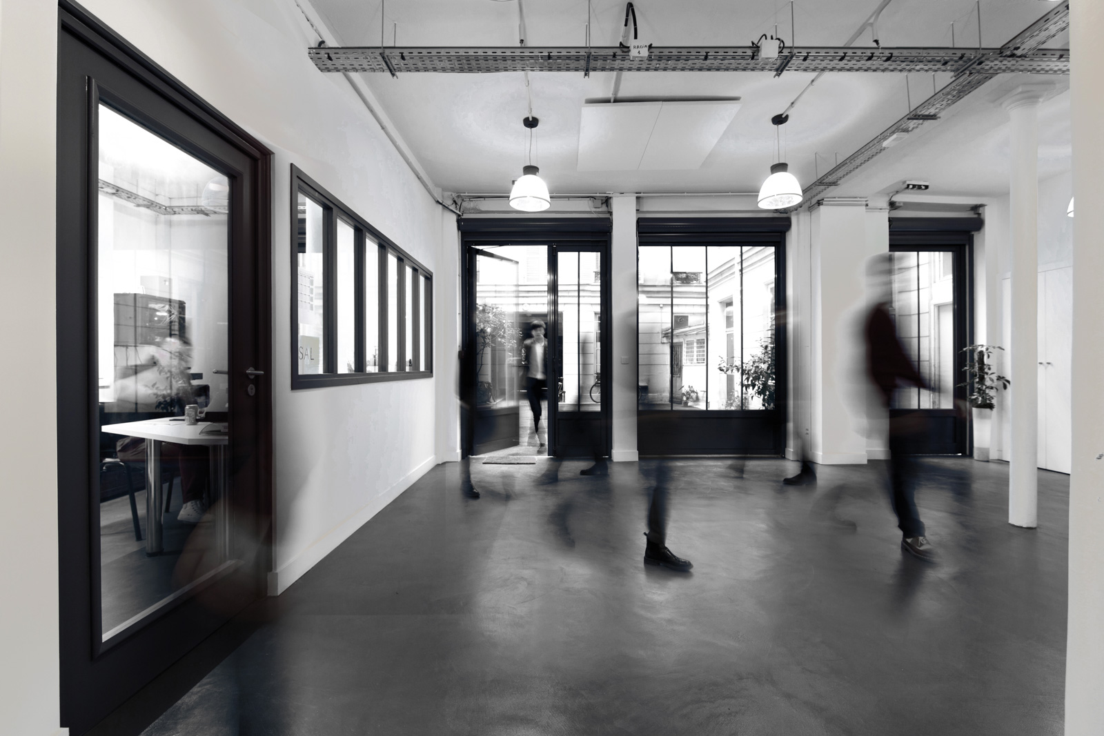 Photo intérieur business ISAL Paris