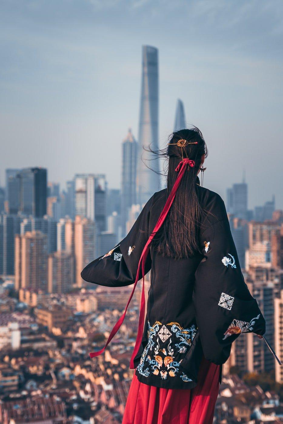 femme-chine